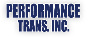 Performance Trans, Inc. Logo